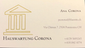 Hauswartung Corona