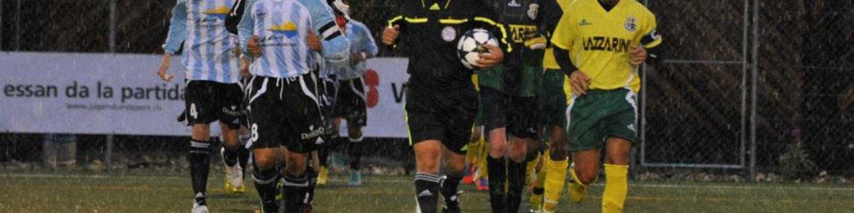 FC Lusitanos Pakt der Erst Derby 2013/2014