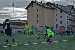 1.Frauen Derby FC Lusitanos vs FC Celerina