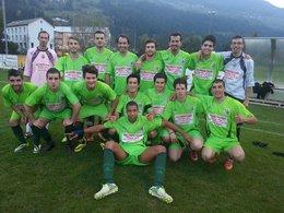 FC Lusitanos 1 Meisterschaft 2014/2015 - Vorrunde