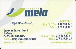 Viagens Melo