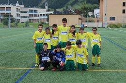 FC Lusitanos D-Juniores