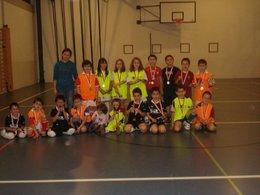 Junioren F + G / 2012